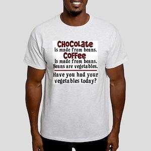 Chocolate & Coffee Light T-Shirt