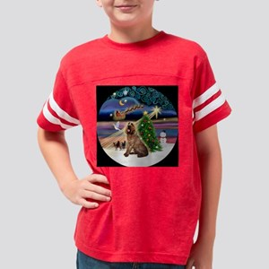 ORN-Rnd-XmsMagicBloodhound Youth Football Shirt
