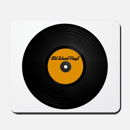 Vinyl Record Mousepad