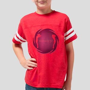 shirt-black_front Youth Football Shirt