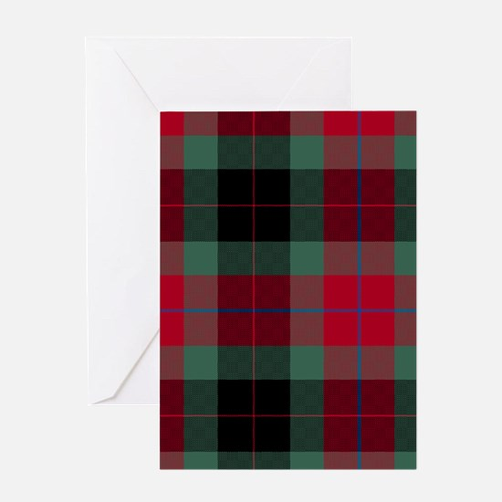 Tartan - Skene of Cromar Greeting Card