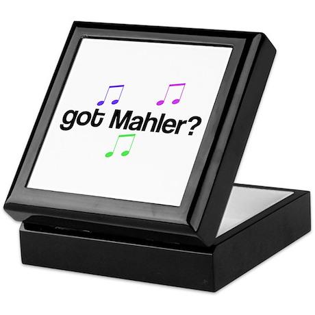 Got Mahler? Keepsake Box