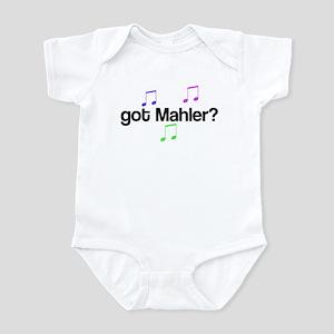 Got Mahler? Infant Bodysuit