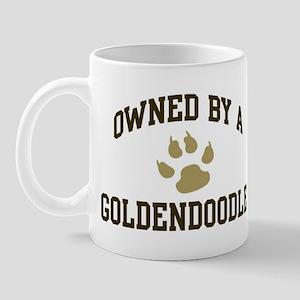 Goldendoodle: Owned Mug