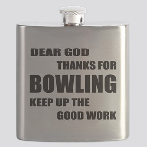 Dear god thanks for Bowling Keep up the good Flask