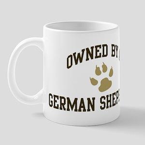 German Shepherd: Owned Mug