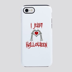 I just love Halloween iPhone 7 Tough Case
