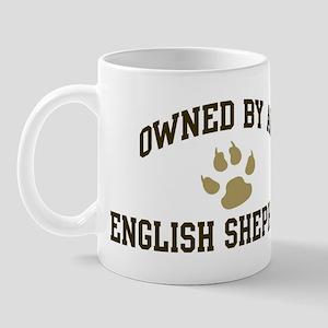English Shepherd: Owned Mug