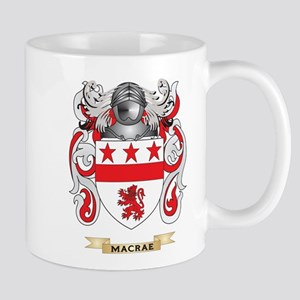 MacRae Coat of Arms - Family Crest Mug