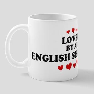 Loved: English Shepherd Mug