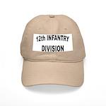 12TH INFANTRY DIVISION Cap