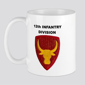 12TH INFANTRY DIVISION Mug