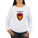 12TH INFANTRY DIVISION Women's Long Sleeve T-Shirt