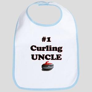 #1 Curling Uncle Bib
