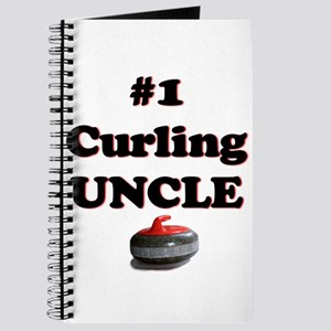 #1 Curling Uncle Journal