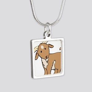 Cartoon Billy Goat Necklaces