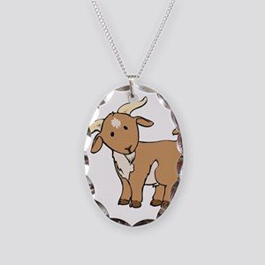 Cartoon Billy Goat Necklace