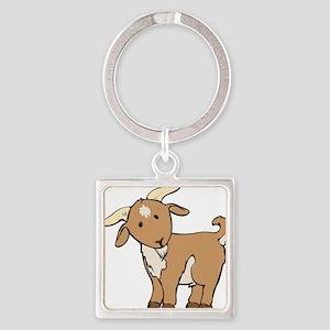 Cartoon Billy Goat Keychains