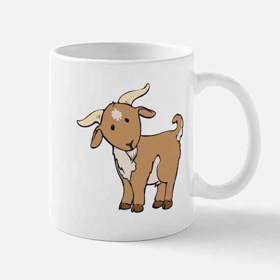 Cartoon Billy Goat Mug