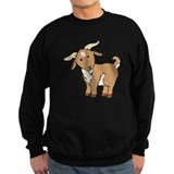 Cartoon goat Sweatshirt (dark)