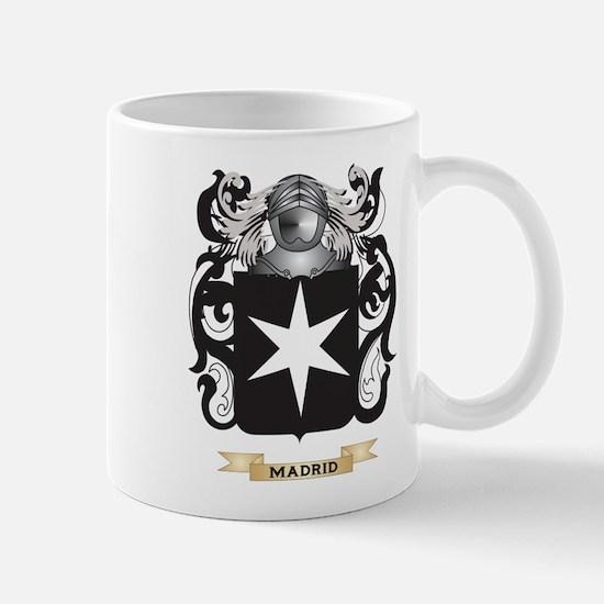 Madrid Coat of Arms - Family Crest Mug