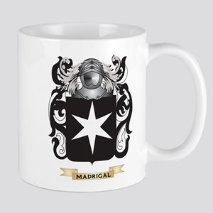 Madrigal Coat of Arms - Family Crest Mug
