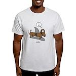 Fear Me Wiener Dog Light T-Shirt