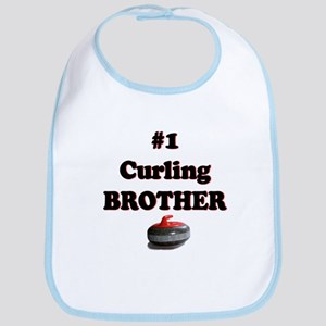 #1 Curling Brother Bib