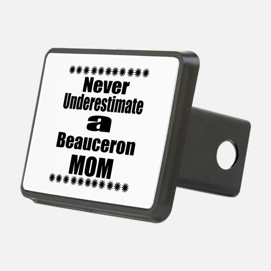Beauceron Mom Hitch Cover