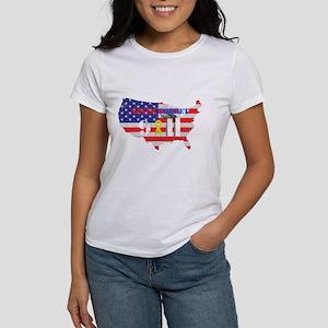 Never Forget 9-11 Women's T-Shirt