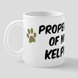 Kelpie: Property of Mug