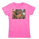 Glass Beads Girl's Tee