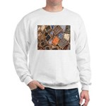 Glass Beads Sweatshirt