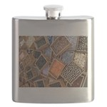 Glass Beads Flask