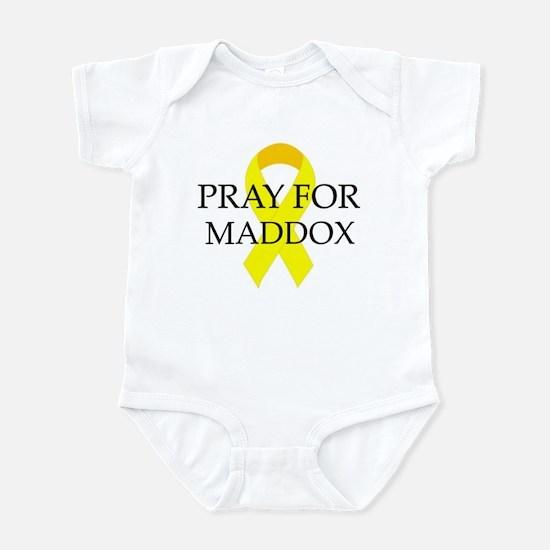 Pray for Maddox Infant Bodysuit