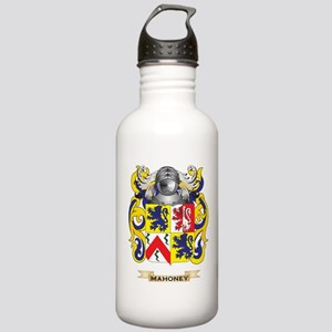 Mahoney Coat of Arms - Family Crest Water Bottle