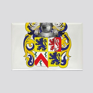Mahoney Coat of Arms - Family Crest Rectangle Magn