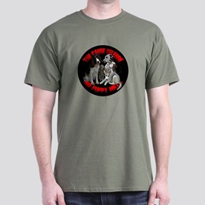 NO PUPPY MILLS Dark T-Shirt