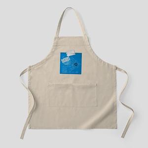 Rotary Blue Print Apron