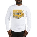 Long Sleeve T-Shirt Bitchin' Vintage Retro Van