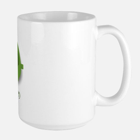 PEAS IN A POD Large Mug