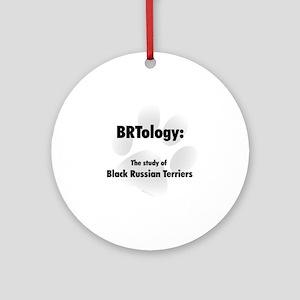 BRTology Ornament (Round)