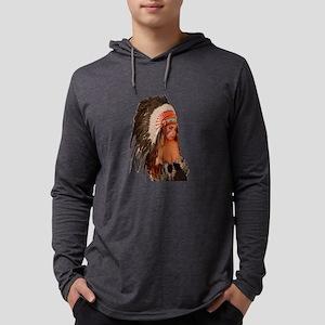 HER ALLURE Mens Hooded Shirt