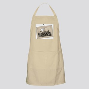We're with the Band BBQ Apron
