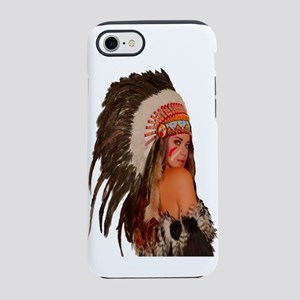 HER ALLURE iPhone 7 Tough Case