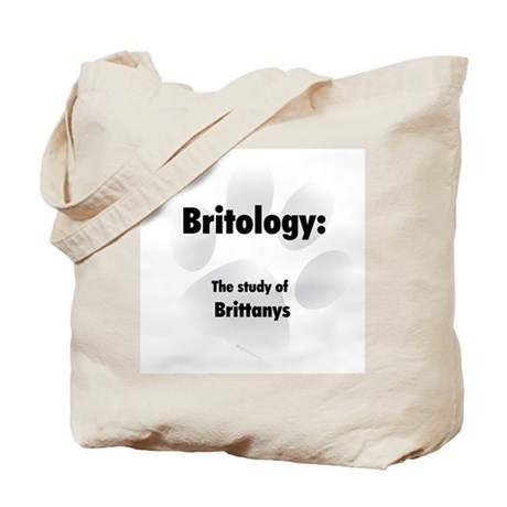 Britology Tote Bag