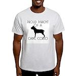 Proud Parent... Ash Grey T-Shirt