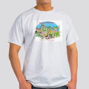 DO NOT TRY THIS AT HOME Ash Grey T-Shirt