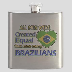 Brazilian wife designs Flask