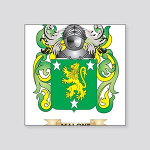 Malone Coat of Arms - Family Crest Sticker